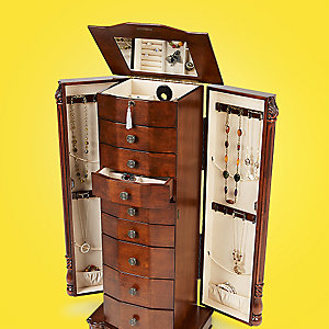 Jewelry armoire sale