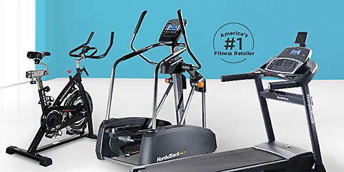 Save 30-50% on spring's hottest fitness equipment