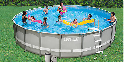 Dive into up to 25% off swimming pools <br>& accessories
