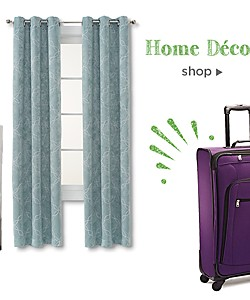 Extra 10% off Home Décor