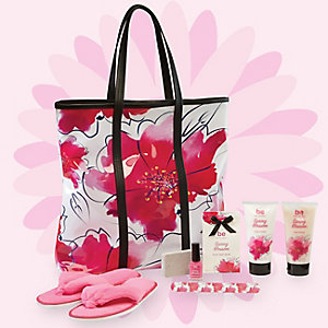 Exclusive Mother's Day beauty bag