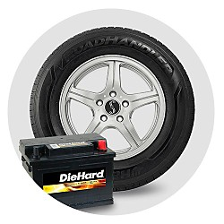 Extra 10% off Auto Products, Tires & Batteries