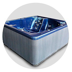Extra 5% Hot tubs & Saunas (online only)