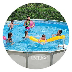 Extra 5% off Swimming pools & Accessories Online Only