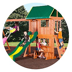 Extra 5% off Outdoor Play Online Only