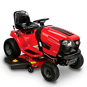 Save 10-20% on Craftsman riding mowers