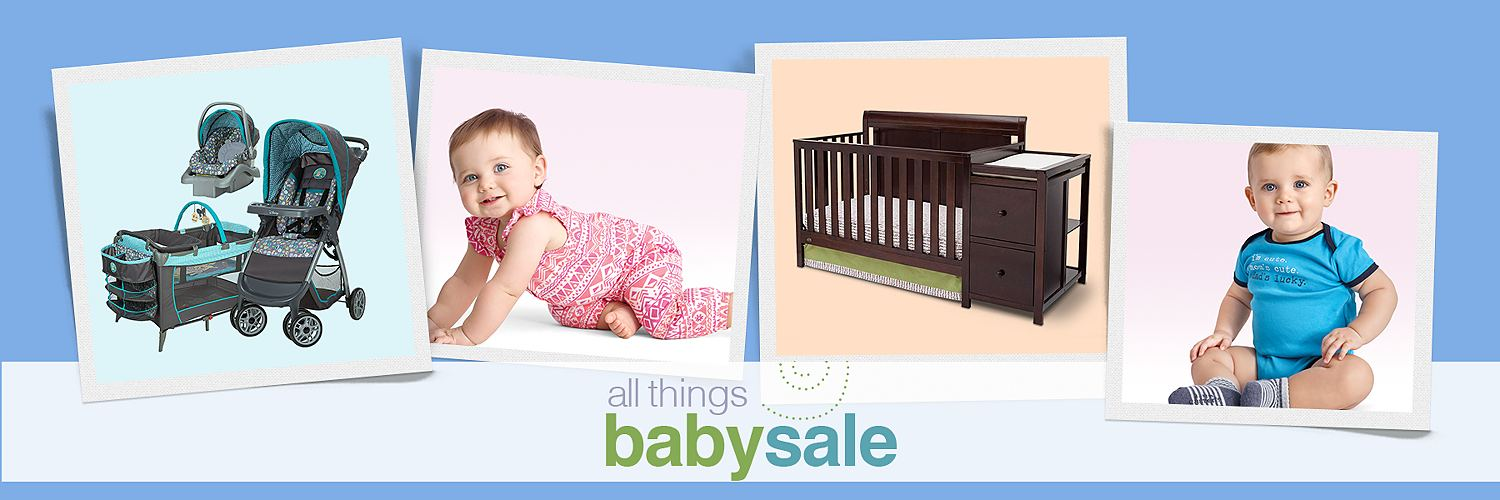 Baby Sale 5/26/16 - 6/19/16