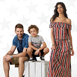 Up to 60% off Americana clothing