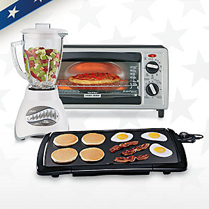 Select small kitchen appliances for $24.99