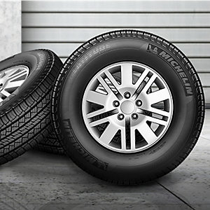 Up to $140 in savings & value on 4 Michelin tires