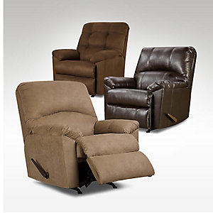 Recliners $199