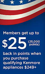Members get $25 back in points