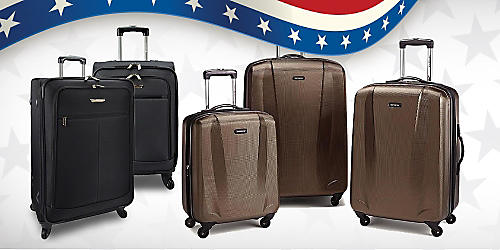 Semi-Annual luggage sale!