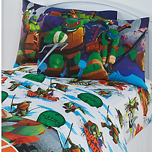 Cowabunga! Up to 25% off kids' bedding