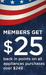 Members get up to $25 back in points