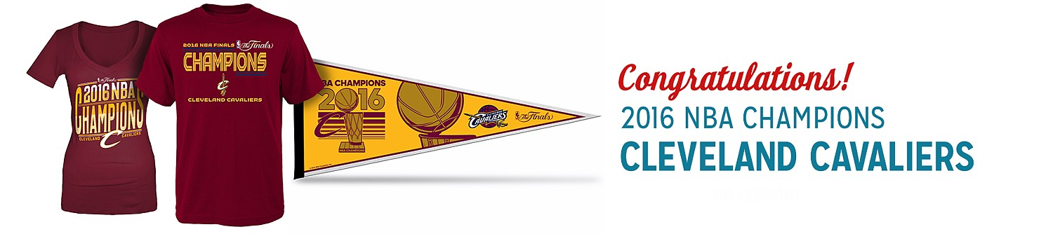Cleveland Cavaliers NBA Champs