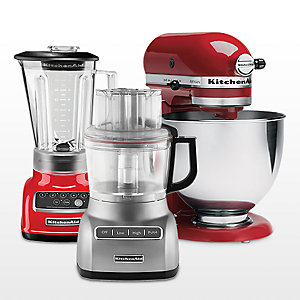 Up to 20% off KitchenAid mixers & more