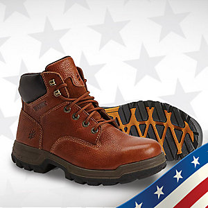 Rugged Wolverine work boots starting at $74.99
