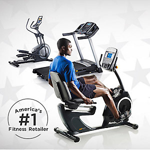 Save 30-50% on the fitness equipment