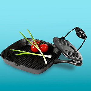 Essential Home Grill Pan Press
