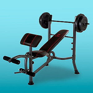 Extra 15% off weight benches