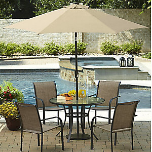 Up to 30% off patio furniture & decor clearance