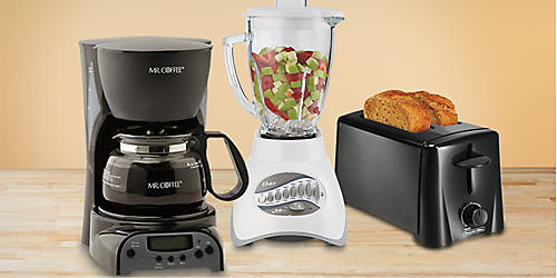 20-30% off Small Kitchen appliances