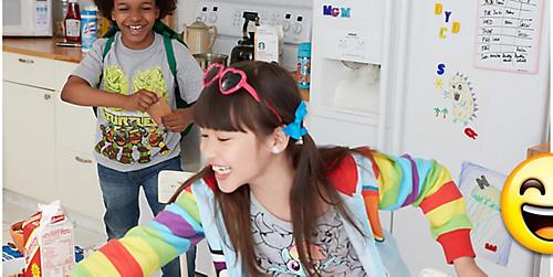 $5.99 kids' character tees & $14.99 character hoodies