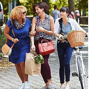 Women's Basic Editions denim & tops on sale