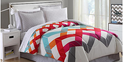 Twin & full complete bed sets, $34.99