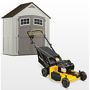 Up to 30% off lawn & garden