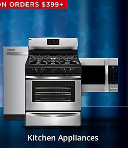 Up to 35% off kitchen appliances