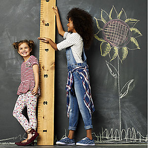 Up to 50% off back to school fashions