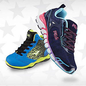 All athletic shoes and sneakers for the family on sale starting at $19.99