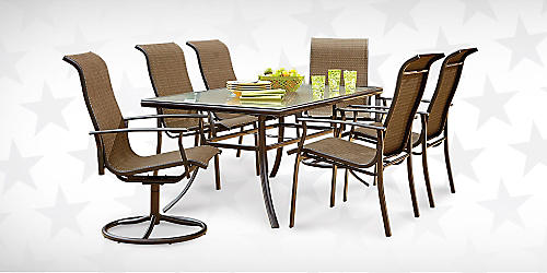 Up to 50% off patio furniture clearance