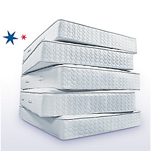 Labor Day mattress spectacular! Serta Sertapedic Skyfield queen set, $299