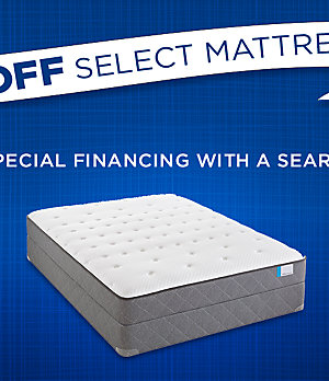 Sealy Posturepedic Carrsville Firm Tight Top Queen Mattress Set Only $238