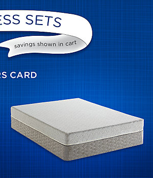 Serta Coralee Tight Top Queen Mattress Set Only $149