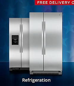 Up to 35% off appliances refrigeration