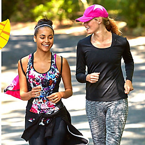 25% off women's activewear