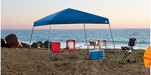 Save up to 50% on camping & tailgating