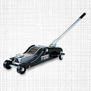 Already up to 25% off Craftsman 2-1/2 Ton Floor Jack Low Profile