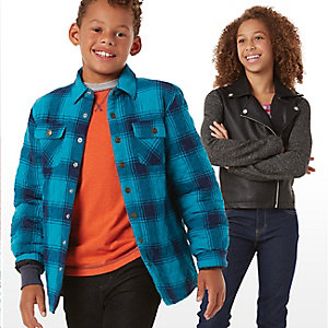 Fall jackets from $14.99