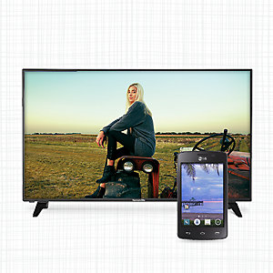 Up to 25% off featured TVs & electronics
