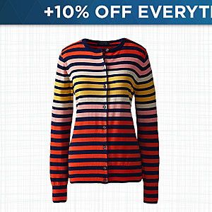 Lands' End 30% off & more