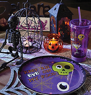 Up to 40% off harvest & Halloween décor