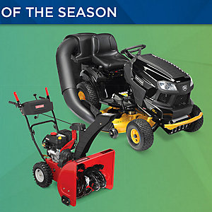 Up to 30% off Craftsman Lawn & Garden & Snow Removal Equipment! + Extra 5% off or up to 18 months Special Financing with Sears Card!