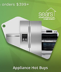 Appliance Hot Buys
