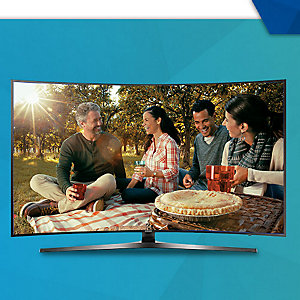up to 30% off featured TVs