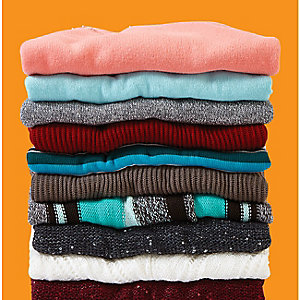 25% off sweaters for everyone